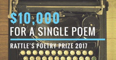 Rattle Poetry Prize 2018