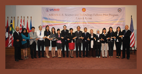 The ASEAN Science and Technology (S&T) Fellowship 2018/2019