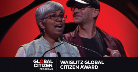 The Waislitz Global Citizen Award 2018
