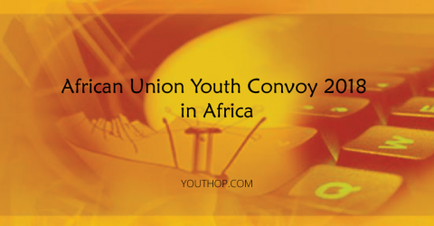 African Union Youth Envoy 2018 in Africa