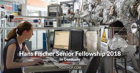 Hans Fischer Senior Fellowship 2018 in Germany
