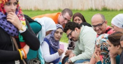 IJNET Arabic Training Network Powered by Google News Initiative