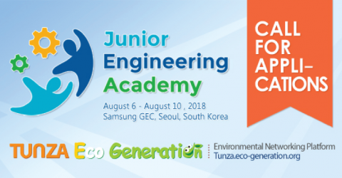 Junior Engineering Academy 2018 by Tunza Eco Generation