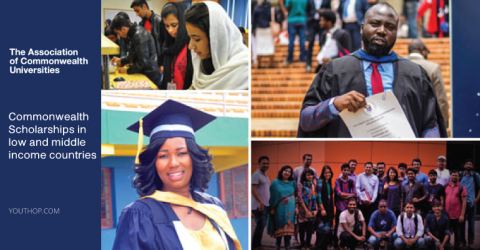 Queen Elizabeth Commonwealth Scholarships 2019