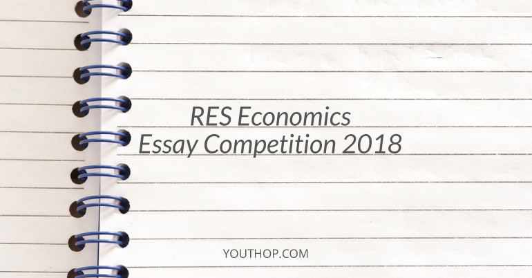 res economics essay competition