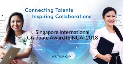 2018 Singapore International Graduate Award (SINGA)