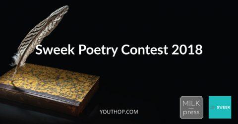 Sweek Poetry Contest