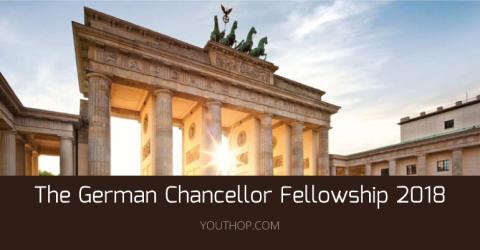 The German Chancellor Fellowship 2018