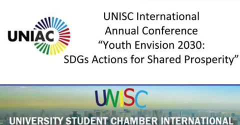 UNIAC: UNISC International Annual Conference 2018 in Tokyo