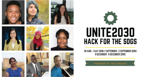UNITE 2030: Hack for the SDGs