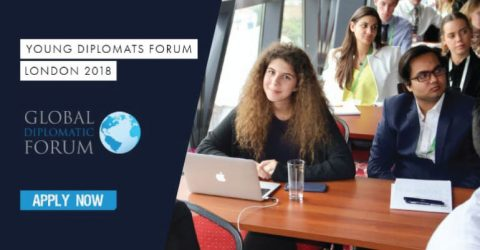Young Diplomats Forum 2018 in London
