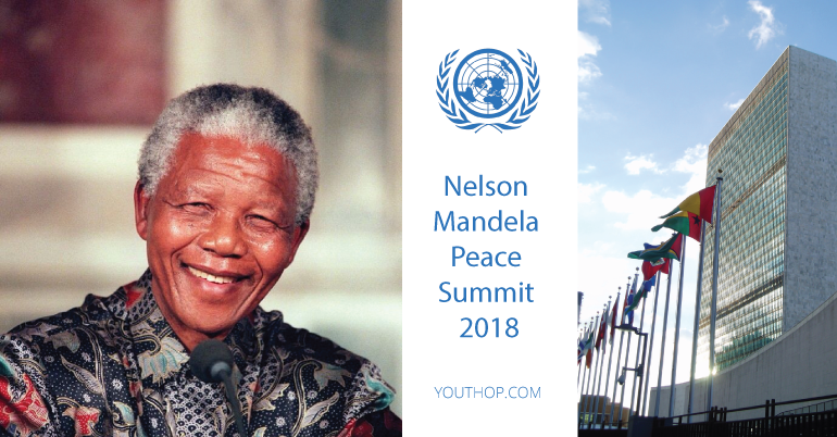 Apply to Speak or Attend at Nelson Mandela Peace Summit ...