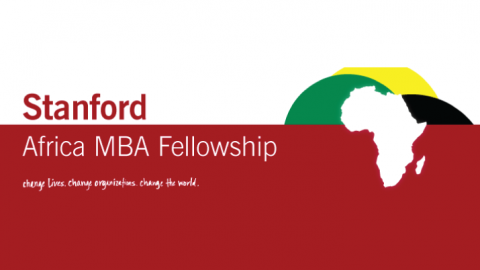 Stanford Africa MBA Fellowship 2019