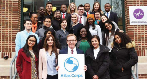 The Atlas Corps Fellowship 2020 in USA
