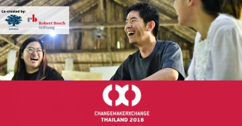 ChangemakerXChange 2018 in Thailand