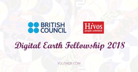 Digital Earth Fellowship 2018