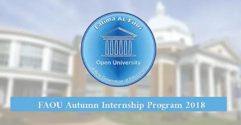 FAOU Autumn Internship Program 2018