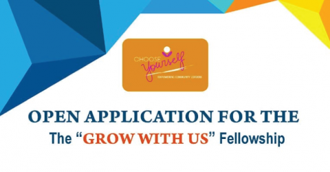 """""""Grow with us"""" Fellowship Program 2018 in Africa"""
