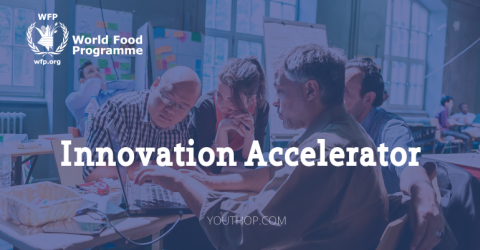 Innovation Accelerator 2018 by the World Food Program