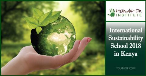 International Sustainability School 2018 in Kenya