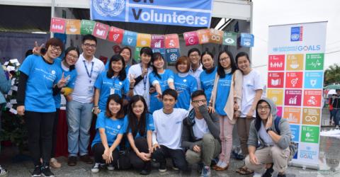 Call for UN Volunteer in Social Media, New York
