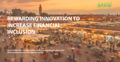 The Arab Financial Inclusion Innovation Prize