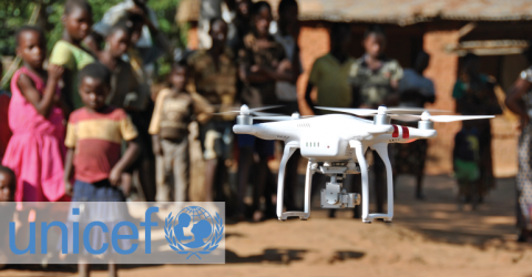 UNICEF Funding Opportunity for Drone Startups