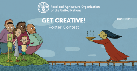 World Food Day 2018 Poster Contest by FAO