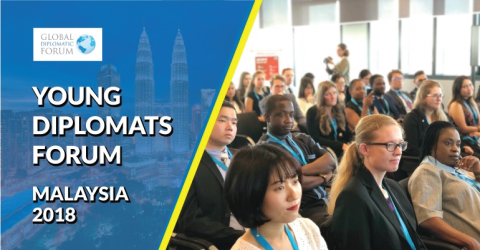 Young Diplomats Forum 2018 in Malaysia