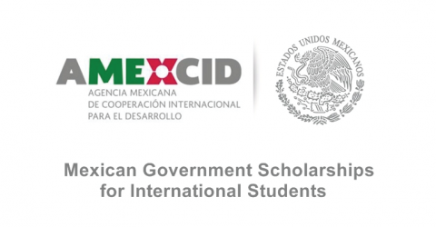2019 Mexican Government Scholarship Program for International Students