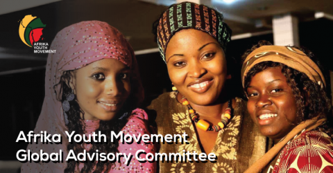 Afrika Youth Movement Global Advisory Committee