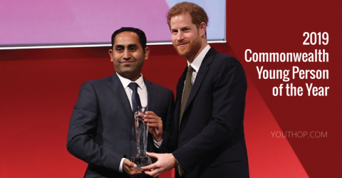 Call for Nominations: 2019 Commonwealth Young Person of the Year