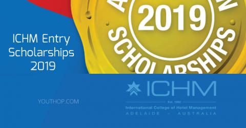 ICHM Entry Scholarships for 2019 in Australia