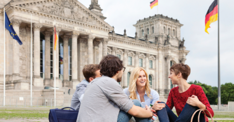Paid Internship Opportunity in the German Parliament