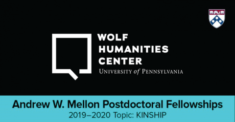 Andrew W. Mellon Postdoctoral Fellowship 2019-2020 in USA