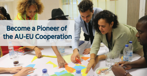 AU-EU Youth Cooperation Hub: Applications are now open!