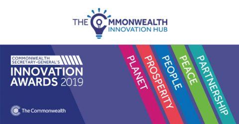 Commonwealth Secretary-General's Innovation for Sustainable Development Awards 2019