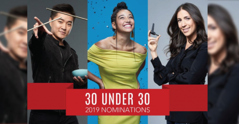 Forbes 30 Under 30 Asia Nominations for Class of 2019