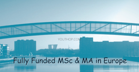 [Fully Funded] MSc & MA In Digital Communication Leadership in Europe