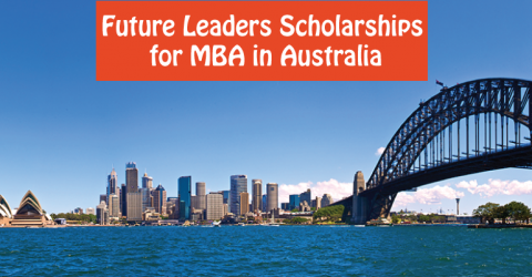 Future Leaders Scholarships for MBA in Australia