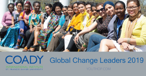 Global Change Leaders 2019