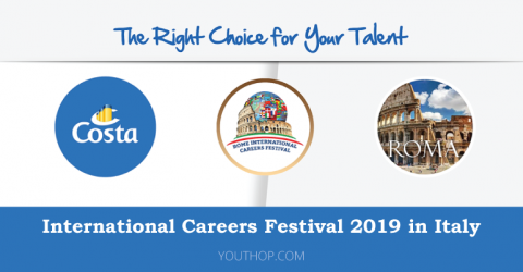 International Careers Festival 2019 in Italy