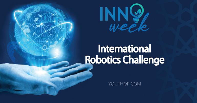 International Robotics Challenge 2018 In Uzbekistan Youth