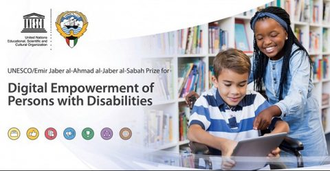 UNESCO/Emir Jaber Al-Ahmad Al-Jaber Al-Sabah Prize for Digital Empowerment of Persons with Disabilities