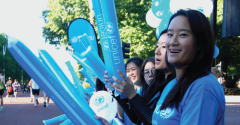 Paid Internship Opportunity 2018 at UNICEF in USA