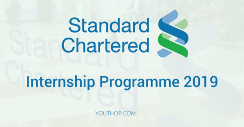Standard Chartered Bank Internship Programme 2019
