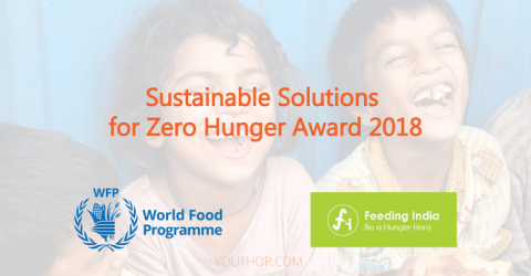 Sustainable Solutions for Zero Hunger Award 2018