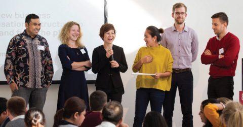 Swedish Institute Management Programme Asia 2019