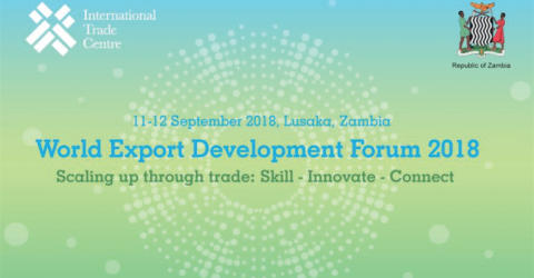 World Export Development Forum 2018 in Zambia