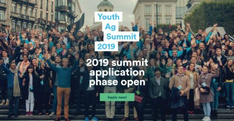 Youth Ag Summit 2019 in Brazil